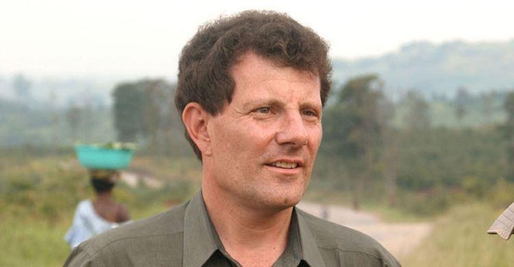 Nicholas Kristof Nicholas Kristof on Empowering Women for Development