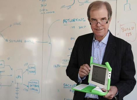 Nicholas Negroponte Nicholas Negroponte Jedi Inventing Interactive