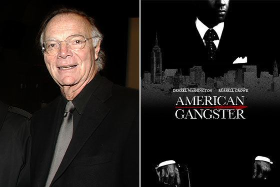 Nicholas Pileggi Nicholas Pileggi on How He Made 39American Gangster39 Happen