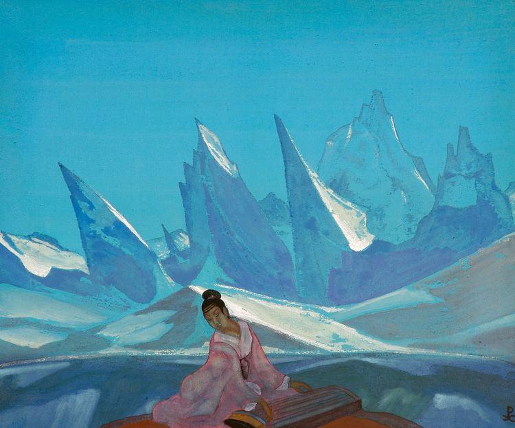 Nicholas Roerich Kuan Yin Nicholas Roerich WikiArtorg