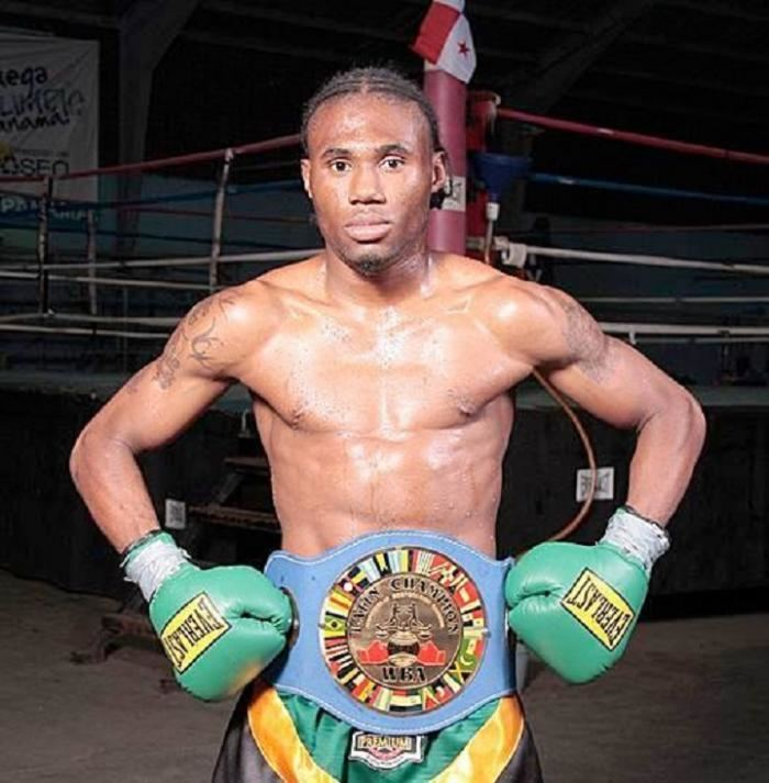 Nicholas Walters Nicholas Walters WBA Featherweight Champion Jamaican Caribbean