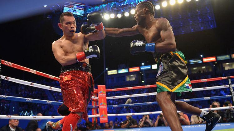 Nicholas Walters Nicholas Walters plans to knockout Vasyl Lomachenko in Las Vegas