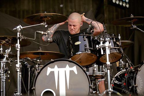Nick Augusto Drummer Nick Augusto Dismissed From Trivium My Drum Lessons