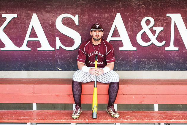 Nick Banks (baseball) Aggies look to outfielder Nick Banks for leadership The Battalion
