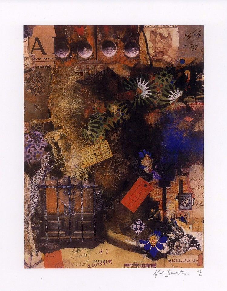 Nick Bantock Nick Bantock Opus Art Supplies
