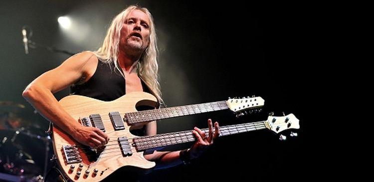 Nick Beggs Manson Guitar Works