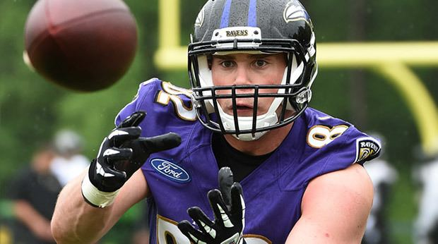Nick Boyle Don39t Forget About Rookie TE Nick Boyle