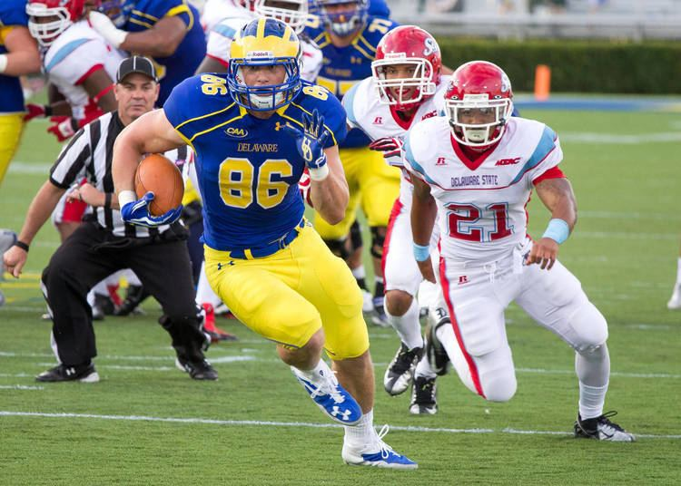 Nick Boyle Ravens add another tight end Delaware39s Nick Boyle in