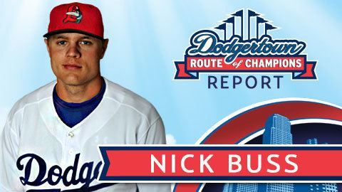 Nick Buss Great Lakes Loons Great Lakes Loons News