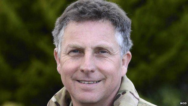 Nick Carter (British Army officer) Army needs more minority recruits Gen Sir Nick Carter