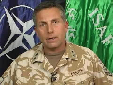 Nick Carter (British Army officer) Statement by Maj Gen Nick Carter after Bus Incident