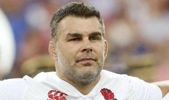 Nick Easter Nick Easter delivers Rugby World Cup warning to Australia after