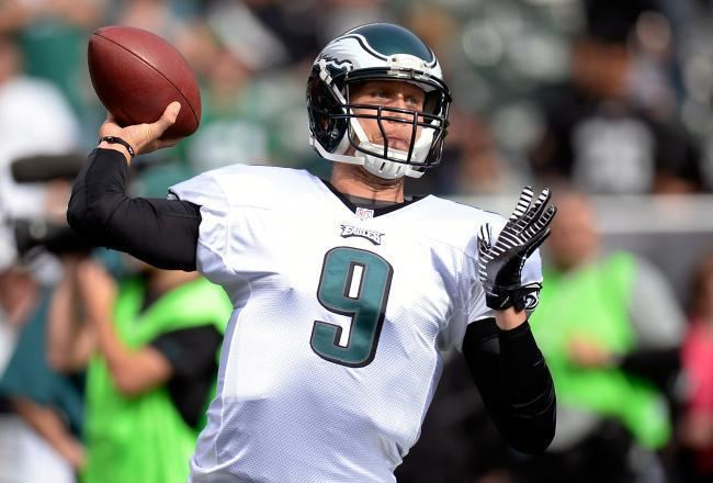 Nick Foles Fly Eagle Fly Nick Foles Is for Real