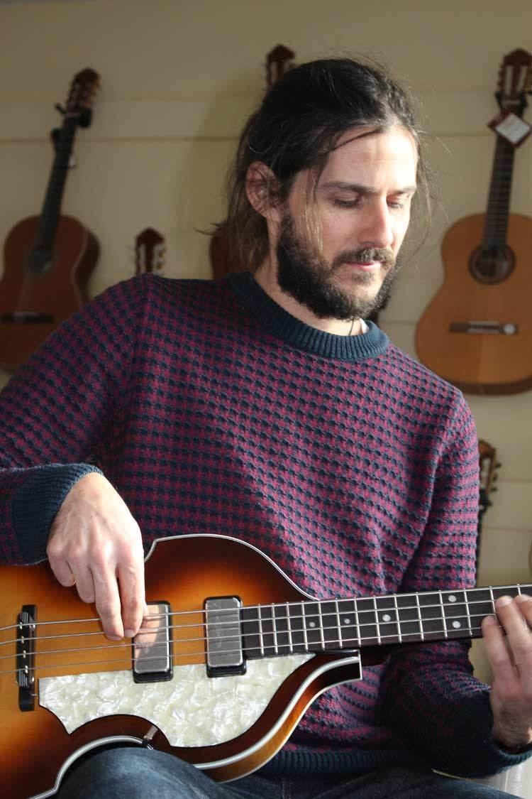 Nick Fyffe News Hofner Guitars and Strings