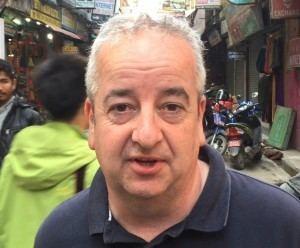Nick Garnett Points North Nick Garnett Journalist and Reporter for BBC Radio 5
