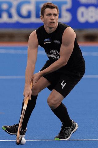 Nick Haig Nick Haig New Zealand Black Sticks Field Hockey 2013 HockeyGods