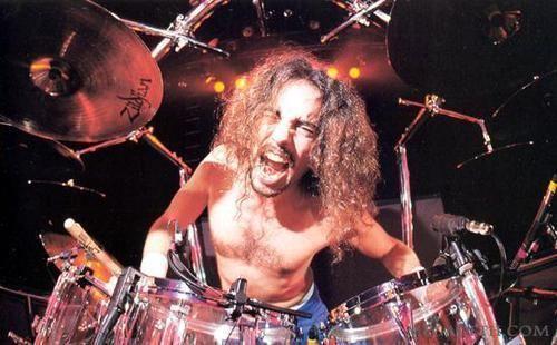 Nick Menza Former Megadeth Drummer Nick Menza Still Rules at Drums