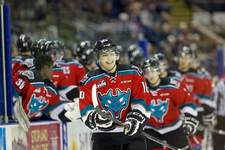 Nick Merkley NHL Draft Prospect Profile Nick Merkley