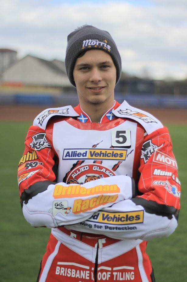 Nick Morris (speedway rider) Glasgow speedway ace Nick Morris I love world39s most