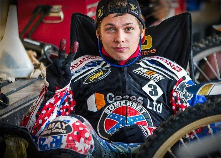 Nick Morris (speedway rider) Digga Europe Auger Drive and Trencher Videos and Photos