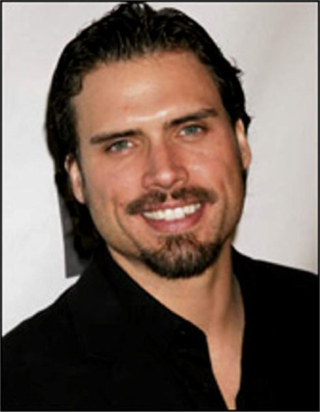Nick Newman Nick NewmanJoshua Morrow The Young and the Restless