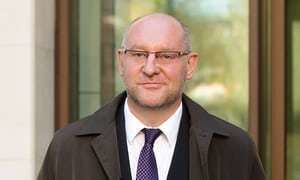 Nick Parker (journalist) Convicted Sun journalist Nick Parker is welcomed back to the