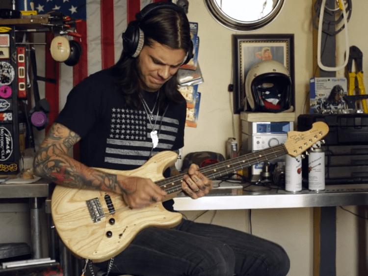 Nick Perri Apogee JAM 96k Nick Perri guitar solo Apogee Electronics