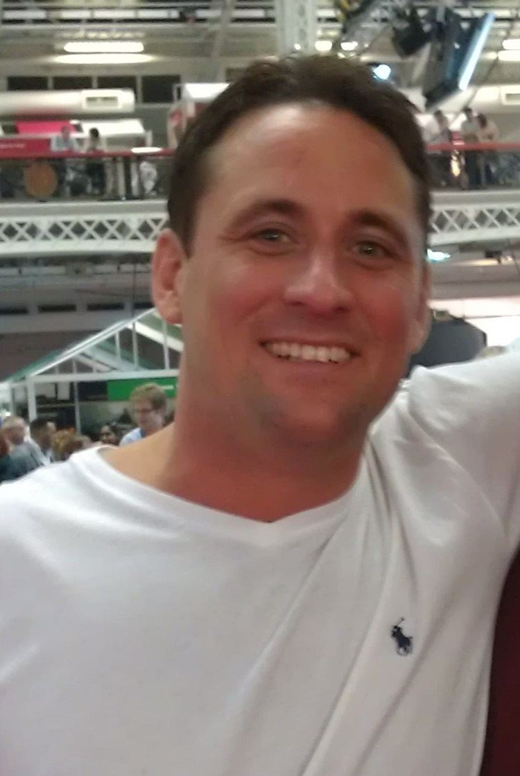 Nick Pickard (born 1975)