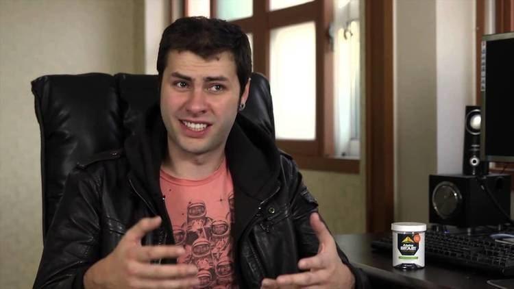 Nick Plott Nick quotTastelessquot Plott on Alpha BRAIN YouTube