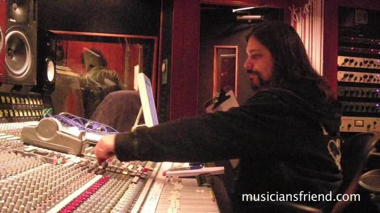 Nick Raskulinecz Grammy winning Producer Nick Raskulinecz part 1 YouTube