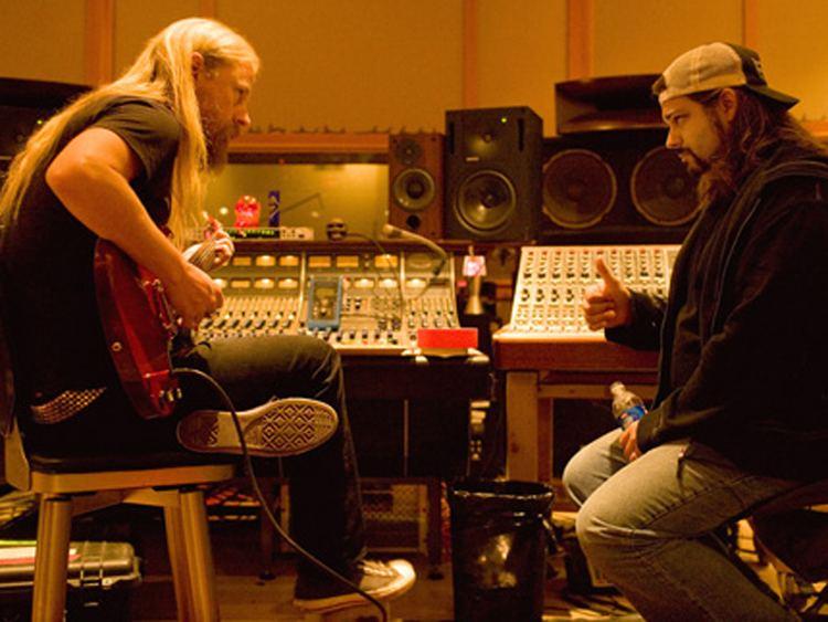 Nick Raskulinecz Nick Raskulinecz on producing Rush Foo Fighters Alice In