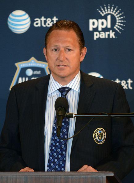 Nick Sakiewicz Nick Sakiewicz Photos 2012 MLS AllStar Game Press