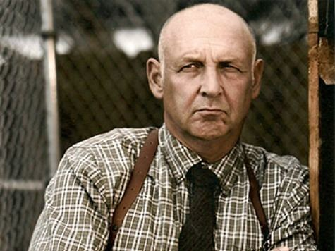 Nick Searcy Justified39 conservative actor Nick Searcy gives priceless