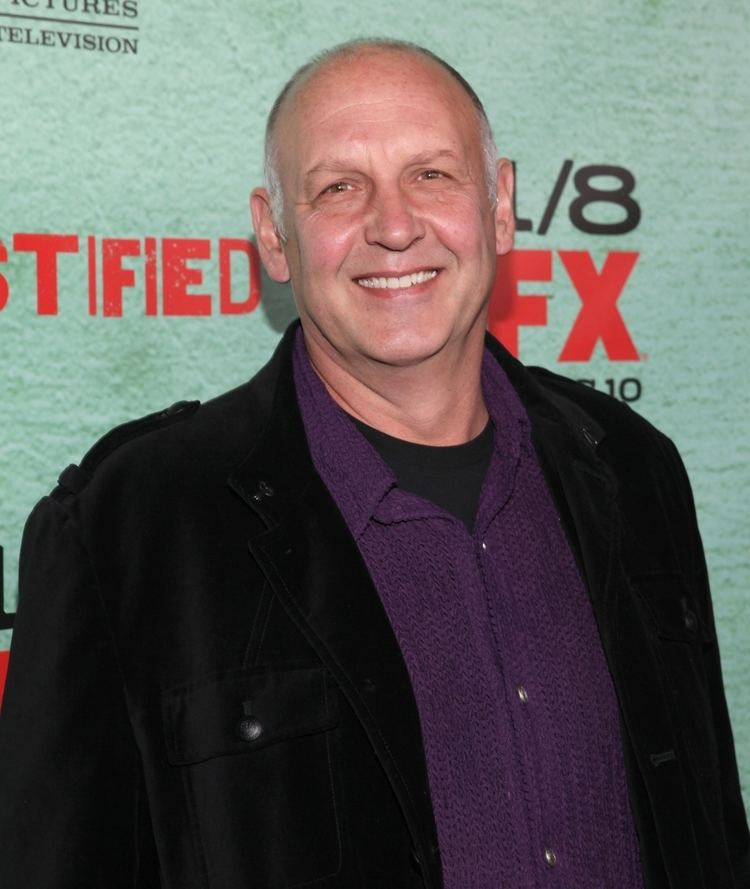Nick Searcy Boss Man Interview with Justified39s Nick Searcy TMR