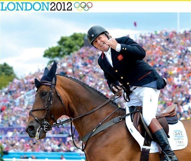 Nick Skelton Nick Skelton gold medal rider defies age and broken bones