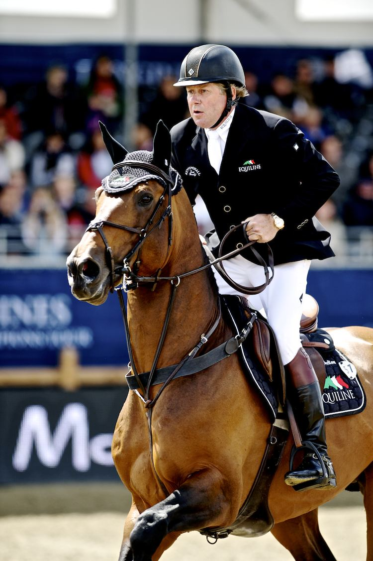 Nick Skelton Nick Skelton Taking it Day by Day with Big Star Noelle