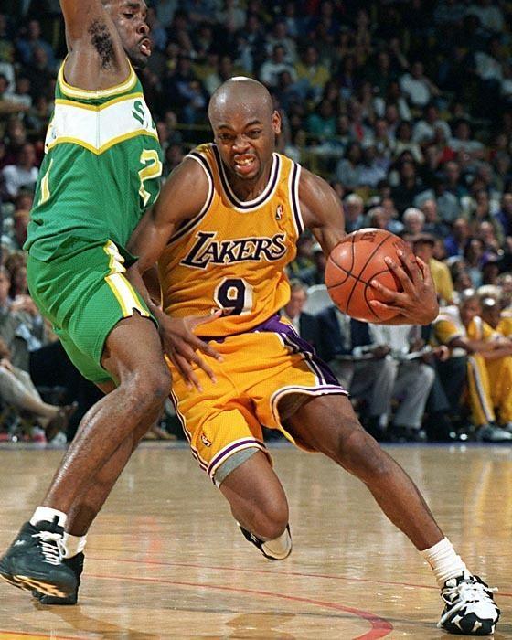 Nick Van Exel Nick Van Exel All Things Lakers Los Angeles Times
