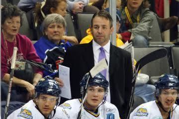 Nick Vitucci Pirates name Nick Vitucci assistant coach TheAHLcom The