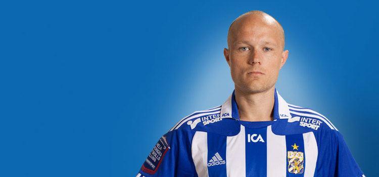 Nicklas Carlsson wwwifkgoteborgseGlobalSpelareNiklasCarlsson