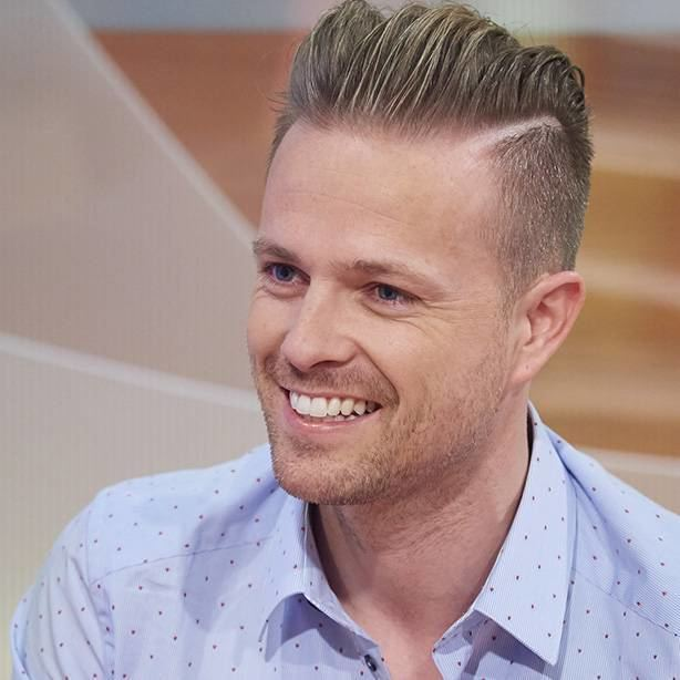 Nicky Byrne Westlife39s Nicky Byrne reveals Louis Walsh bullied him