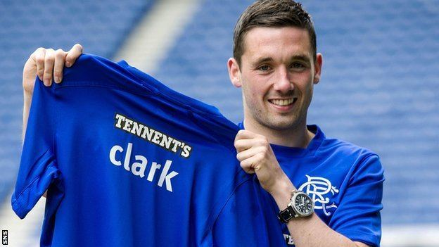 Nicky Clark BBC Sport Nicky Clark Rangers agree deal to sign Queen