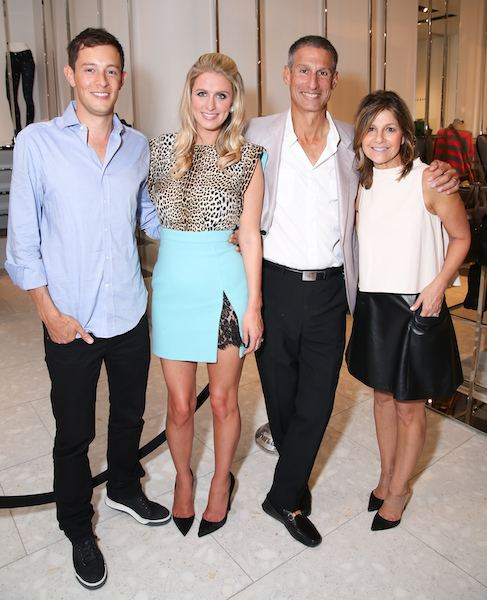 Nicky Hilton Rothschild Join Nicky Hilton For The Launch Of Her New Book The Window