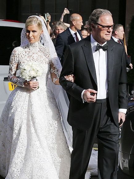 Nicky Hilton Rothschild Nicky Hilton Wedding Heiress Weds James Rothschild in