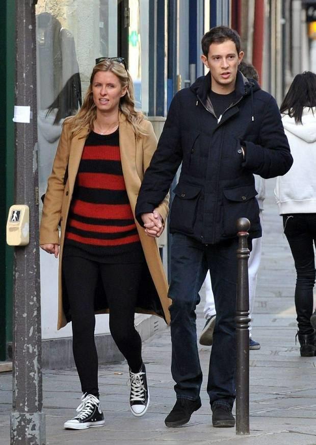 Nicky Hilton Rothschild Nicky Hilton 39engaged39 to financier beau James Rothschild