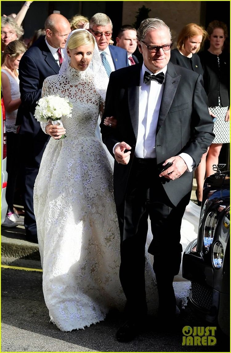 Nicky Hilton Rothschild Nicky Hilton Is Officially Married to James Rothschild