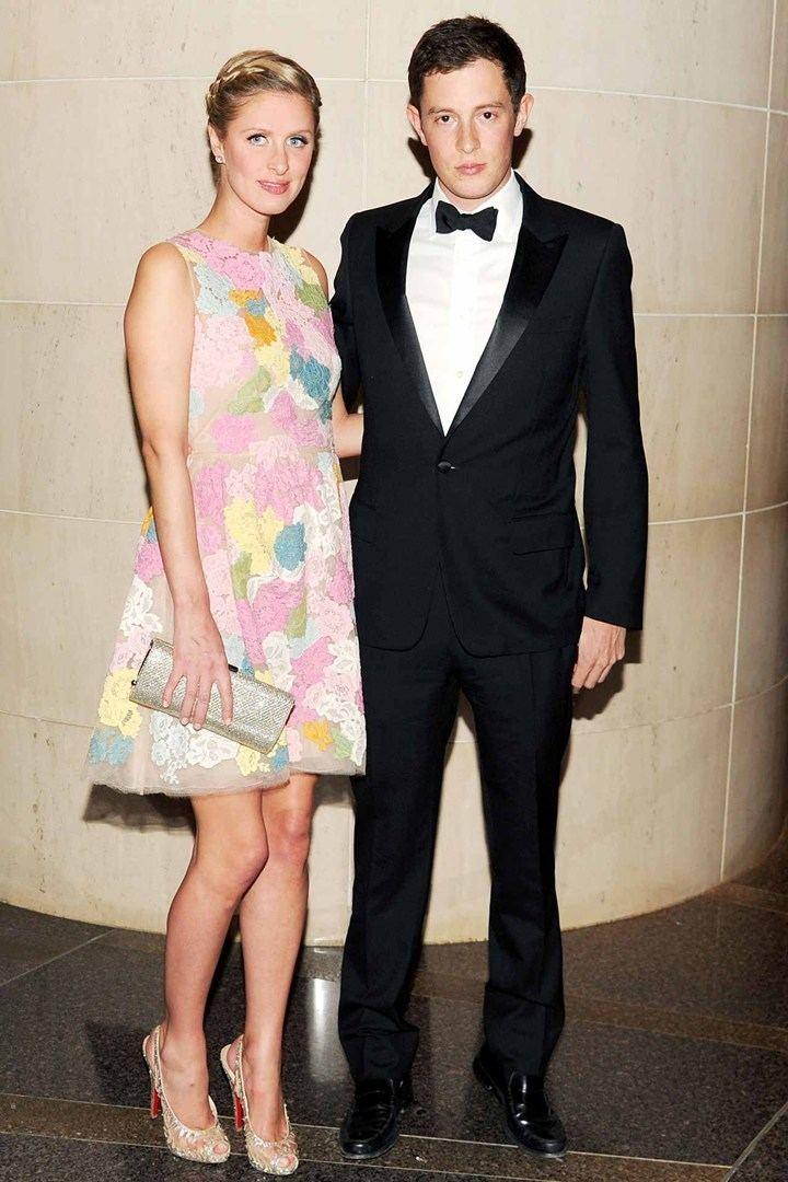 Nicky Hilton Rothschild Nicky Hilton wedding married James Rothschild at