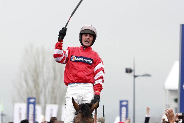 Nico de Boinville Nico de Boinville denies Tony McCoy a farewell triumph at