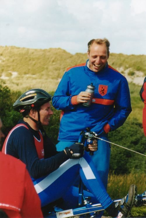 Nico Rienks Pictures EC 2001 day 1 added later Rowingbike
