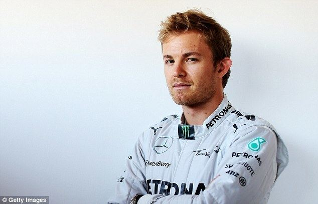 Nico Rosberg Nico Rosberg signs for MailOnline Mercedes driver to