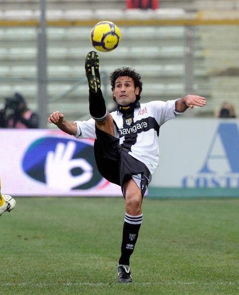 Nicola Amoruso Nicola Amoruso Photos Parma FC v Udinese Calcio Serie